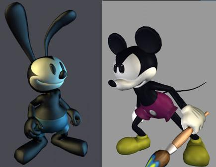 Epic mickey disney