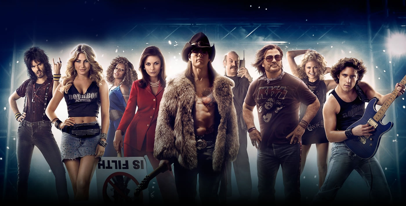 Rock of Ages Movie Review Rock Of Ages Movie