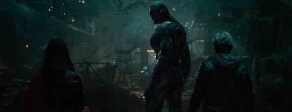 Ultron back